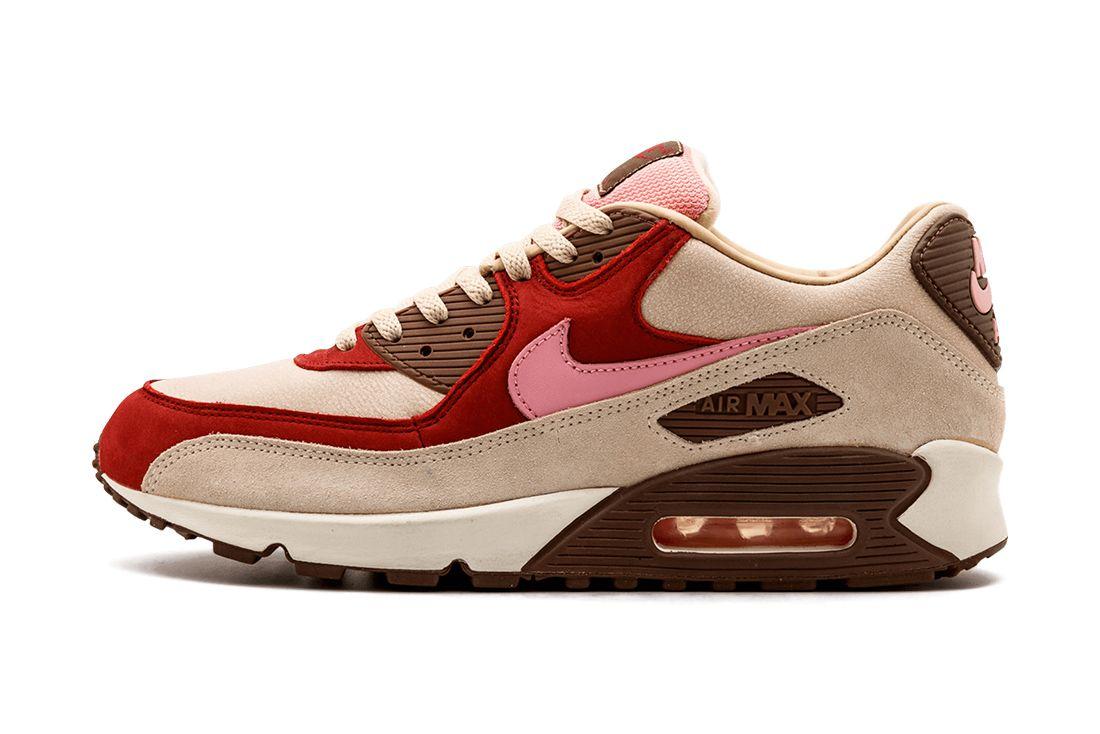 Dqm Nike Air Max 90 Bacon 310766 161 Lateral