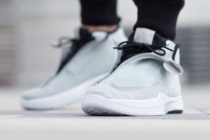 Nike Zoom Kobe Icon Metallic Silver 9