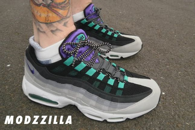 Modzzilla Nike Air Max 95 1