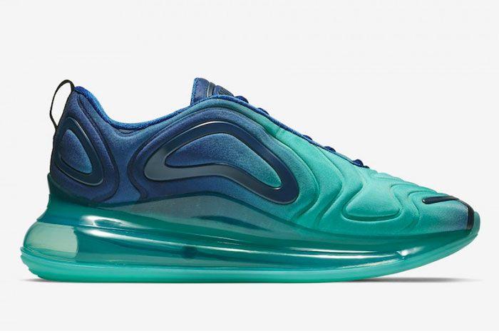 Nike Air Max 720 Green Carbon Right