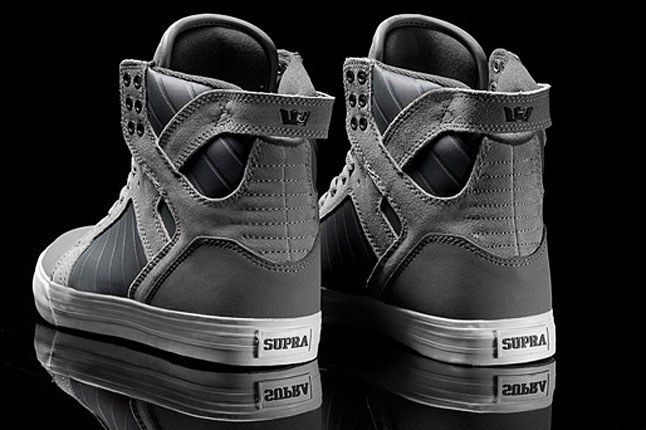 Supra Skytop Cool Grey 4 1