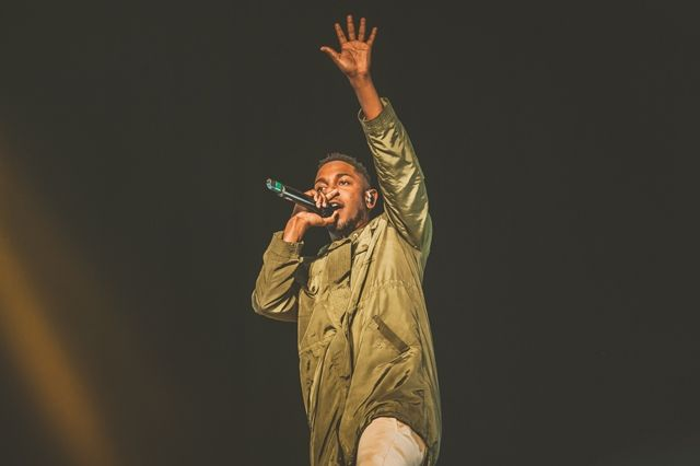 Eminem The Rapture Kendrick Lamar Melbourne 14