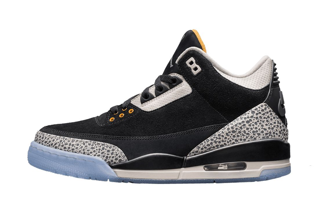 Atmos Safari Air Jordan 3 Best Feature