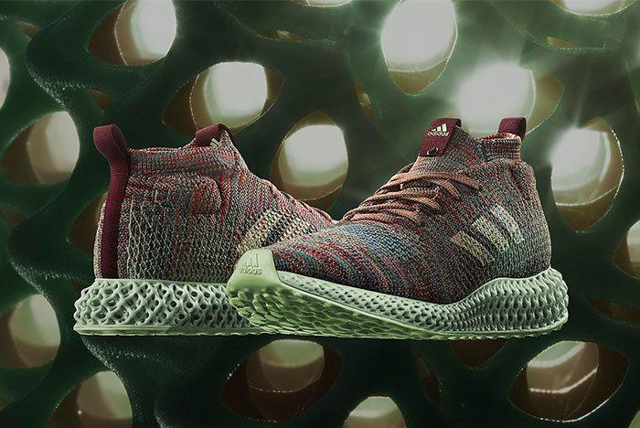 Kith Adidas 4D Consortium Sneaker Freaker4