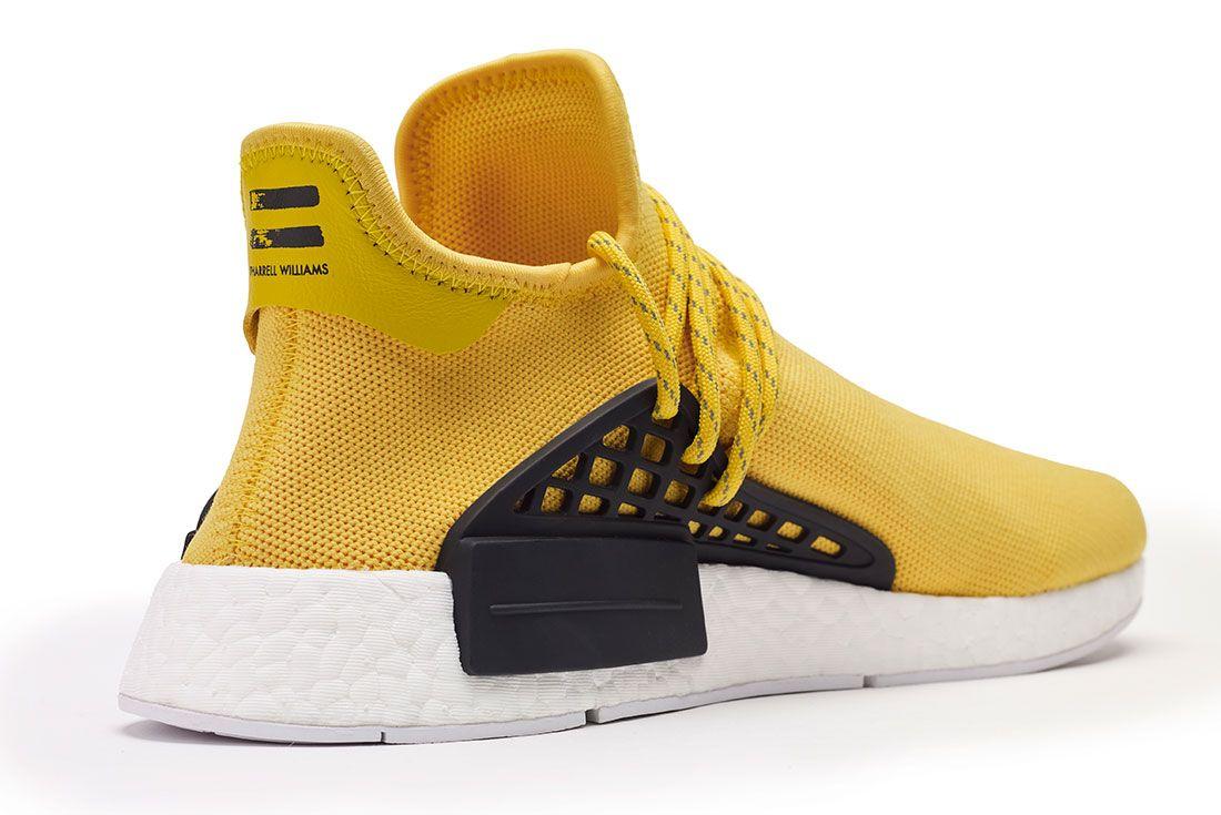 Pharrell X Adidas Hu Nmd 7