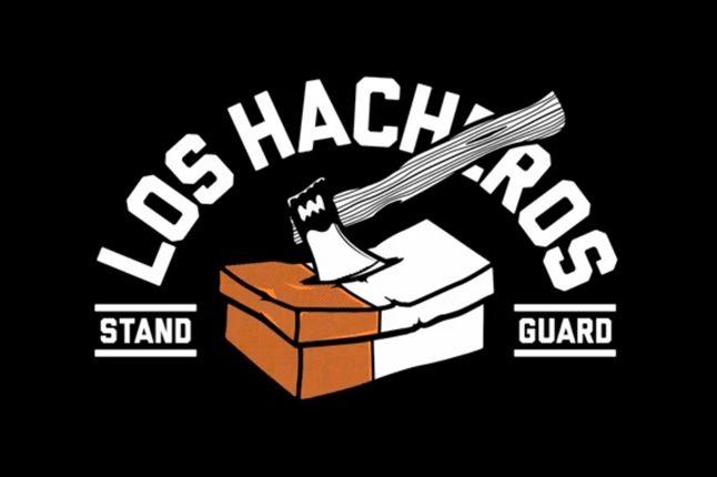 Los Hacheros Stand Guard Axe Promo 1