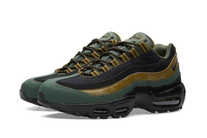 Nike Am95 Carbon Green Black 4