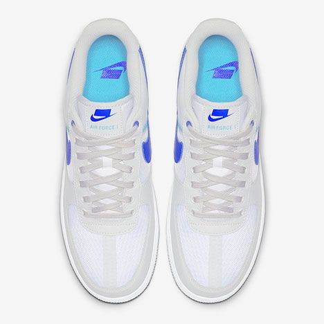 The Nike Air Force 1 Goes Transparent Sneaker Freaker