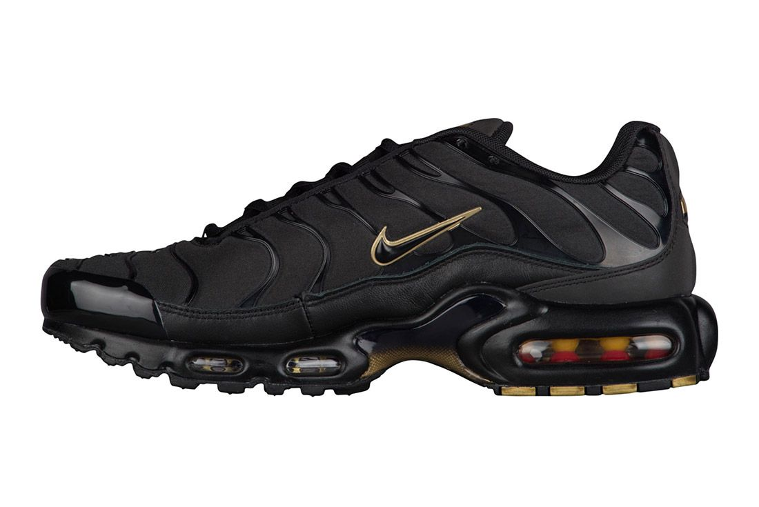 Nike Air Max Black Gold3