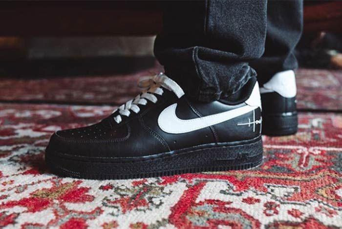 Nike Air Force 1 Staff Shoe 3