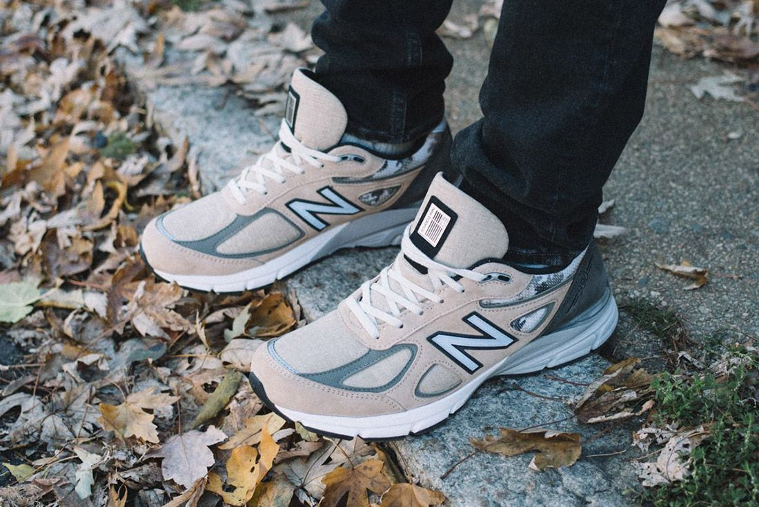 New Balance 990V4 Camo Collection2