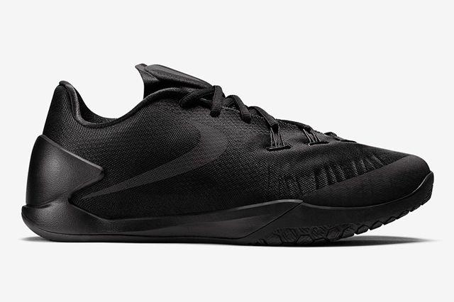 Nike Hyperchase Black1