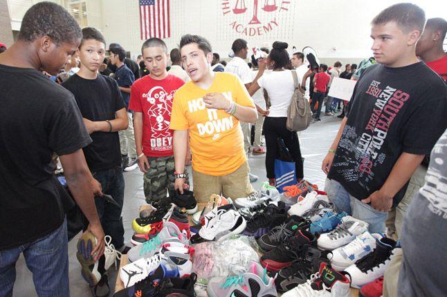 Sneaker Con Dc 4 1