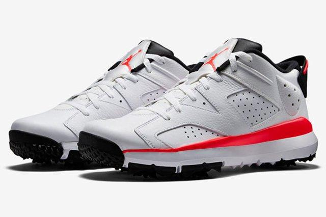 Air Jordan 6 Low Golf
