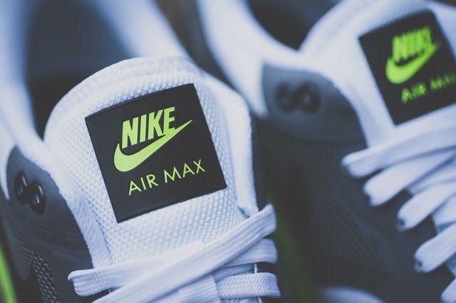 Nike Air Max Lunar 1 Grey Volt 4