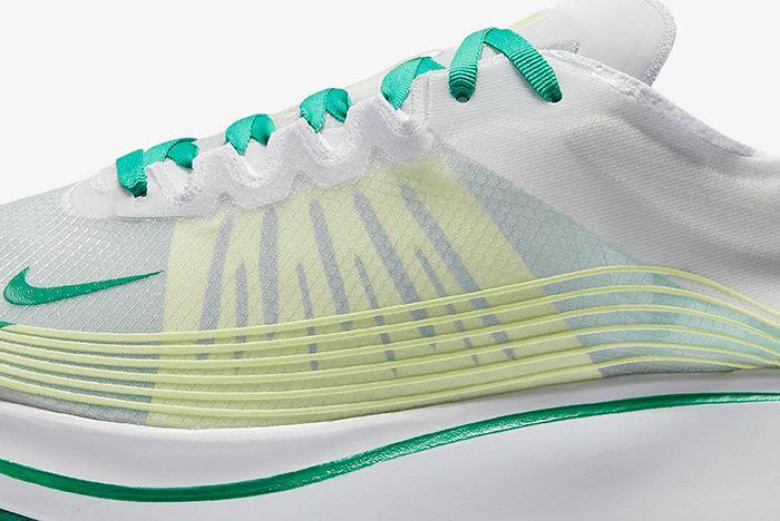 Nike Zoom Fly Lucid Gree Sneaker Freaker 6