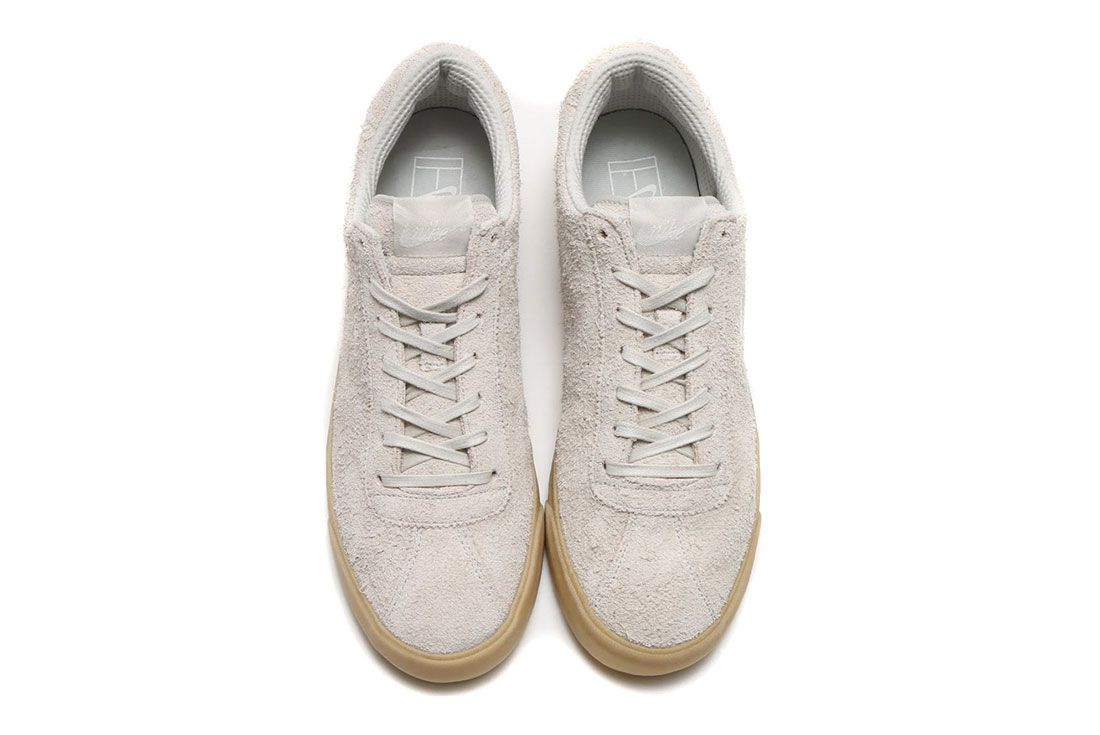 Nike Match Classic Suede Light Bone 5