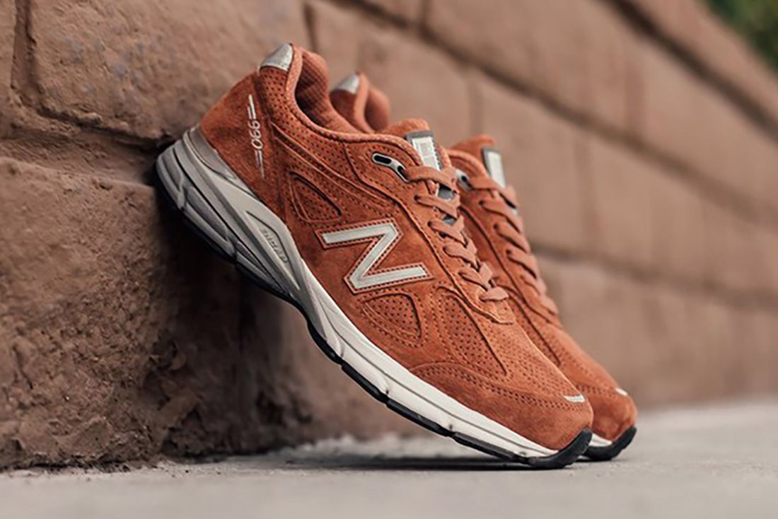 New Balance 990V4 Jupiter Pair