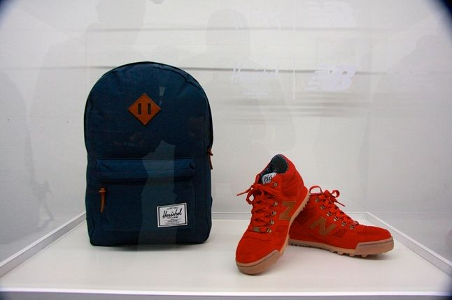 Nb Herschel Recap Bag Shoe 1 1