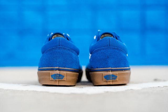 Vans Old Skool Olympian Blue Gum 1