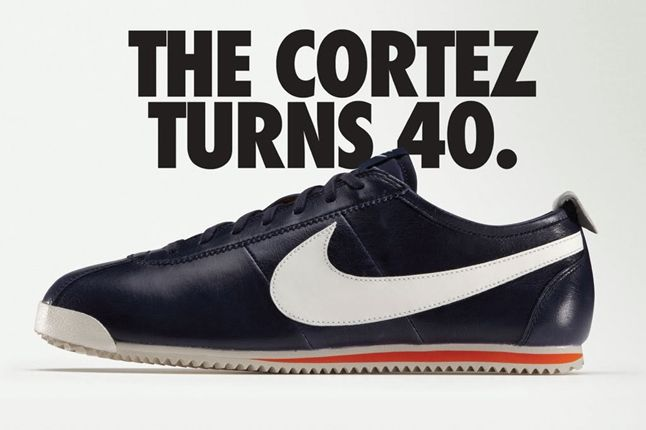 Nike Cortez Turns 40 Ad 1
