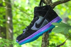Nike Sb Dunk Hi Black Grape Bumper Thumb