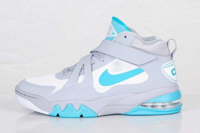Nike Air Force Max Cb 2 Hyperfuse Wolf Grey 7