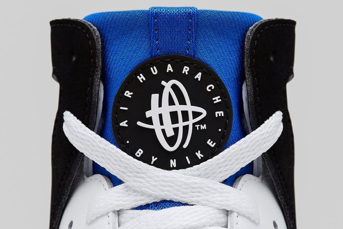 Nike Huarache Logo Tongue