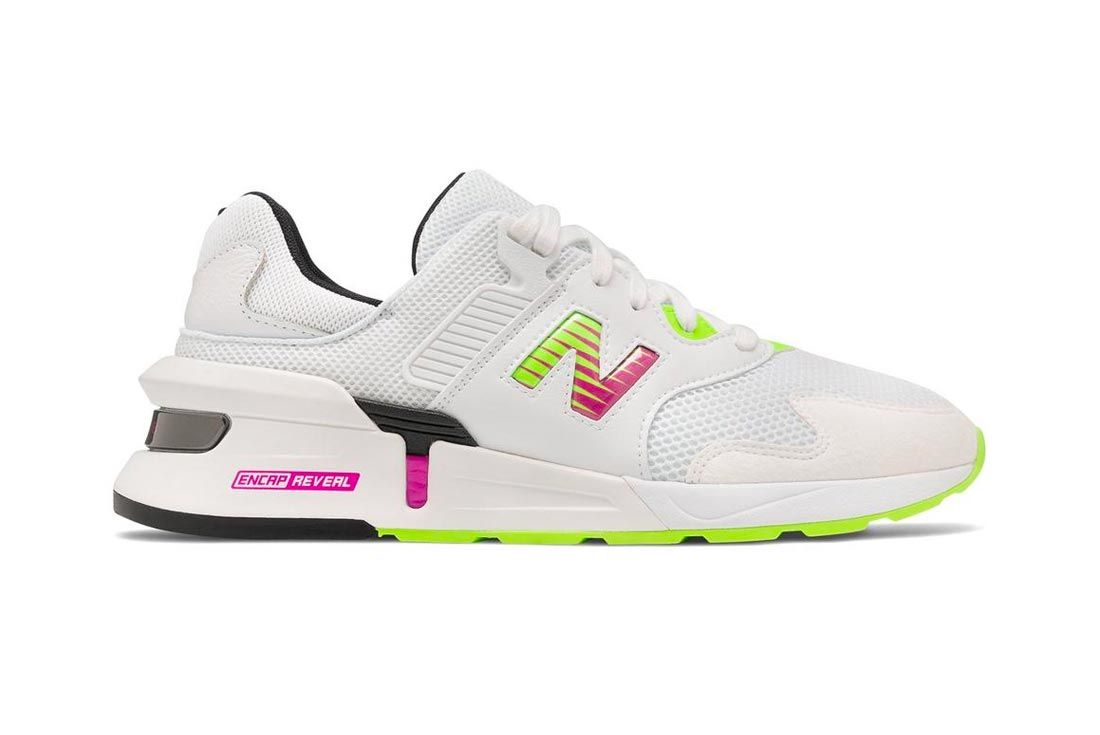 New Balance 997S Berry Lime