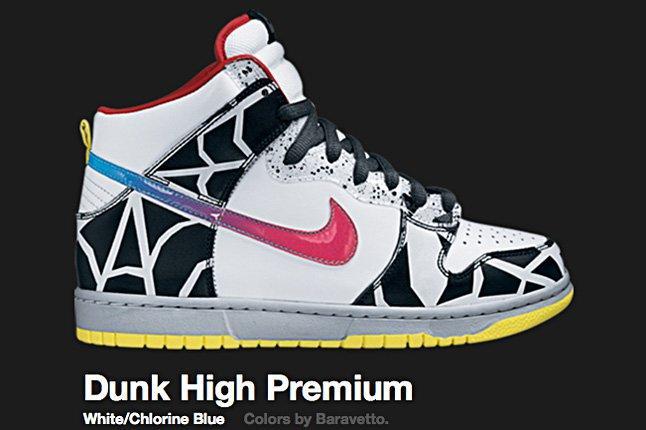 Nike Sb Dunk High Premium 2008 1