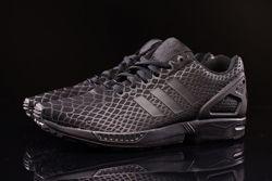 Adidas Zx Flux Techfit Black Snake Thumb