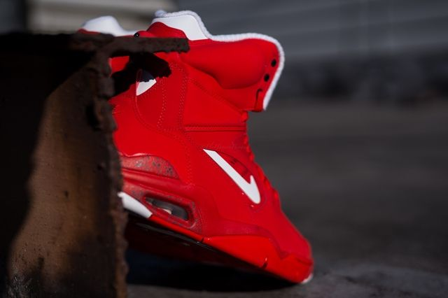 Nike Air Force Command University Red 4
