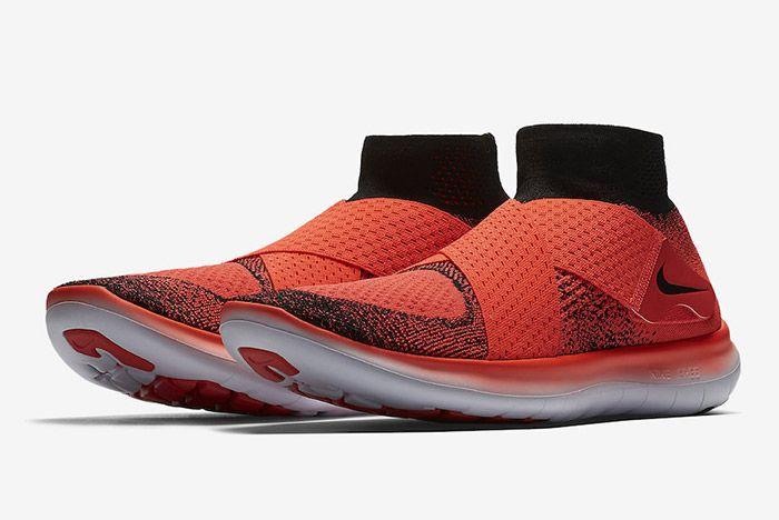 Nike Free Rn Motion Flyknit 2017 Crimson 6