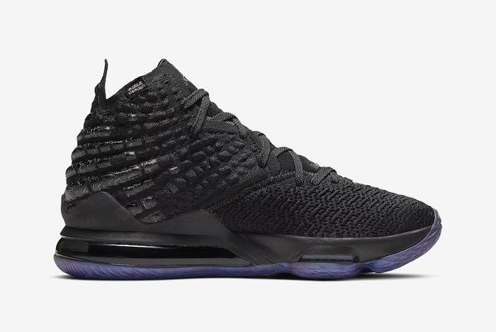 Nike Lebron 17 Currency Medial