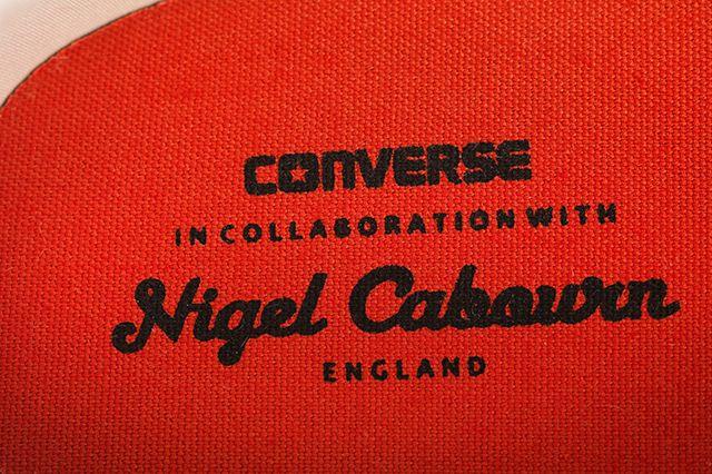 Nigel Cabourn Converse Chuck 70 First String 6