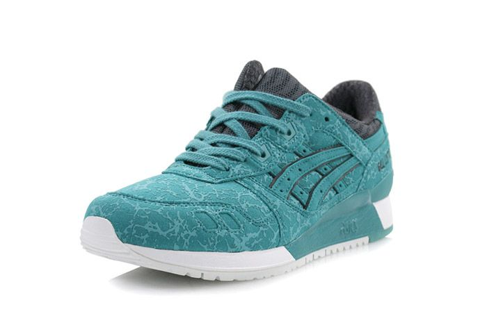 Asics Gel Lyte Iii Marble Kingfisher Blue 1