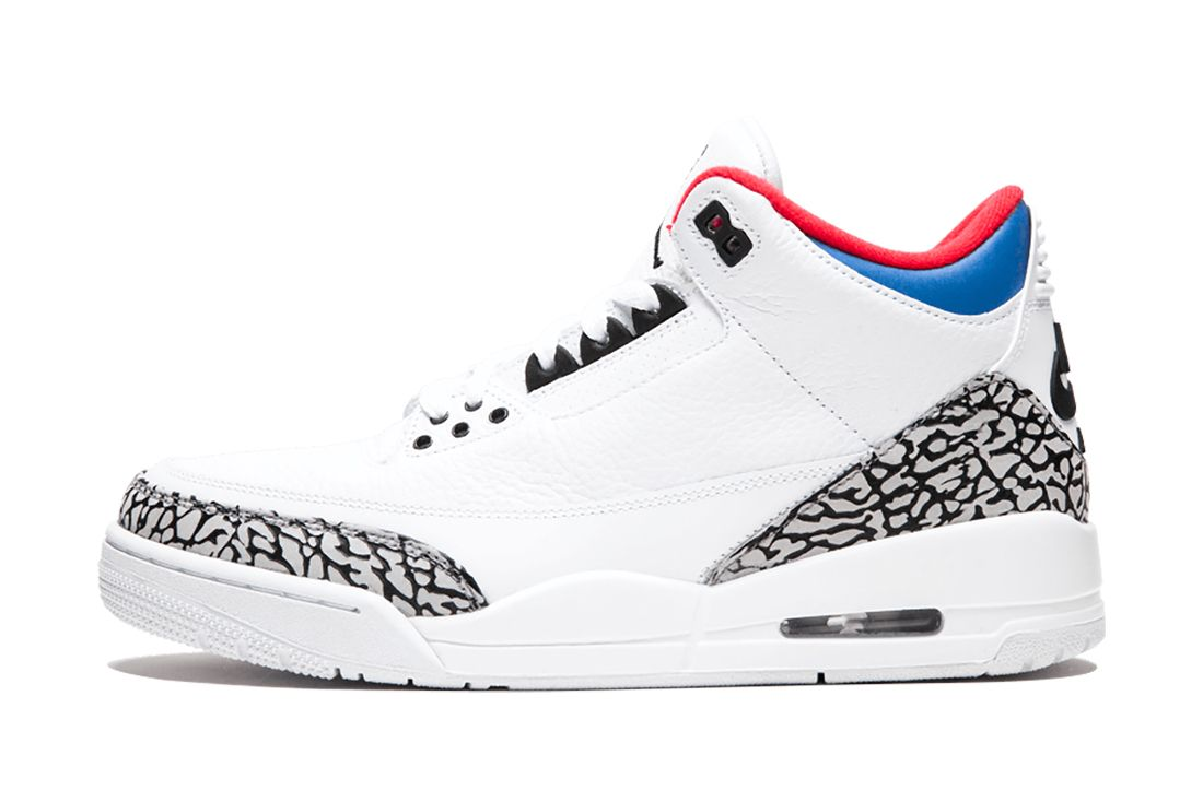 Seoul Air Jordan 3 Best Feature