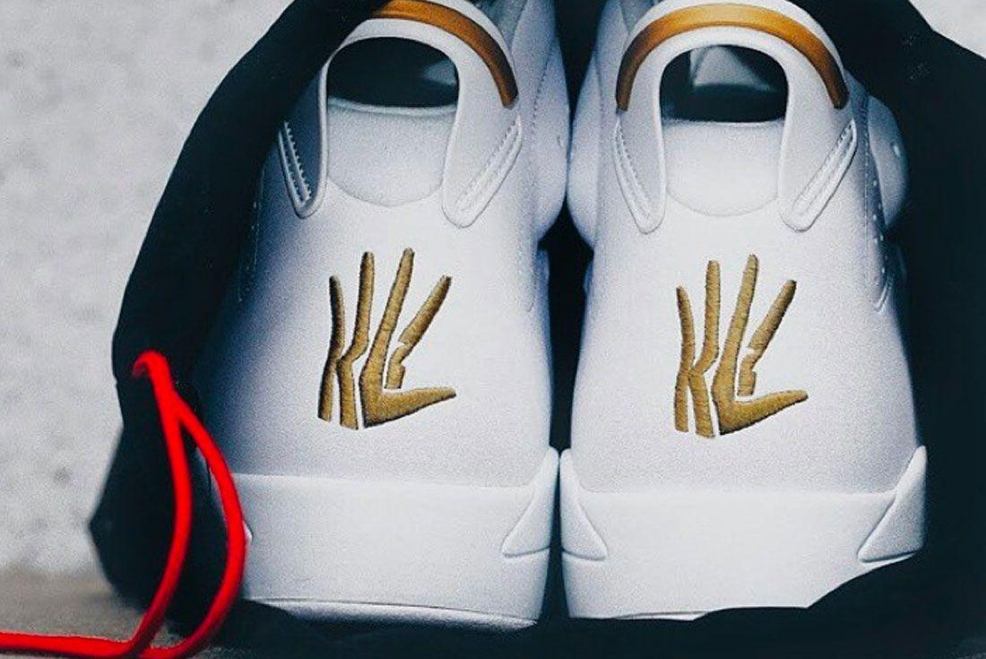 Air Jordan 6 The Ring Night Heel
