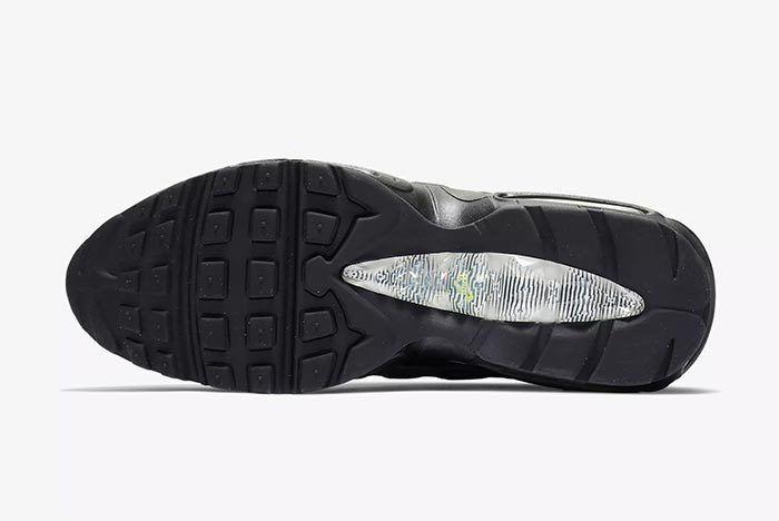 Nike Air Max 95 Sneakerboot Navy 1