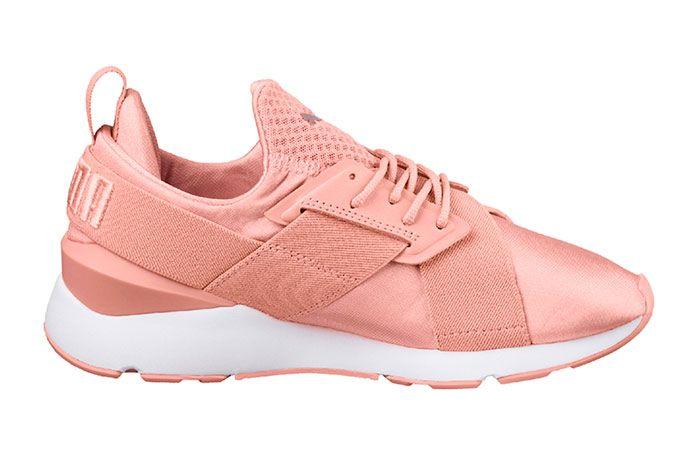 Puma Muse Rose Gold Sneaker Freaker 3