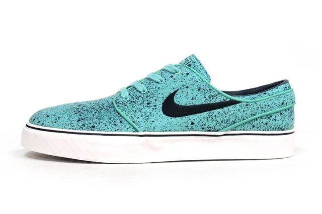 Nike Sb Stefan Janoski Electric Green 3