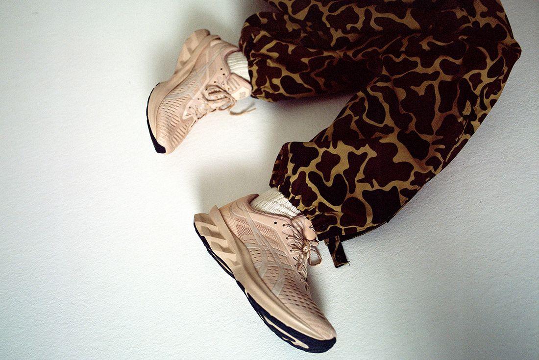 Sneakersnstuff ASICS NOVABLAST Cozy Pink