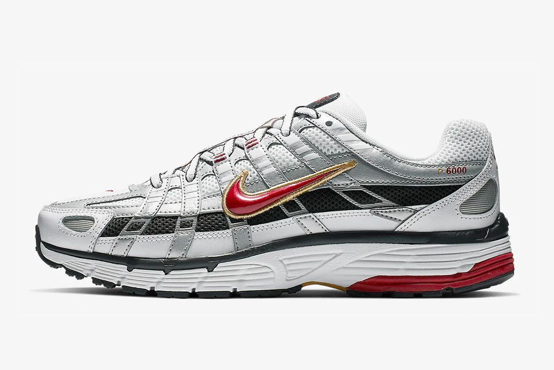 Rezet Nike P 6000 Lefst Side Shot