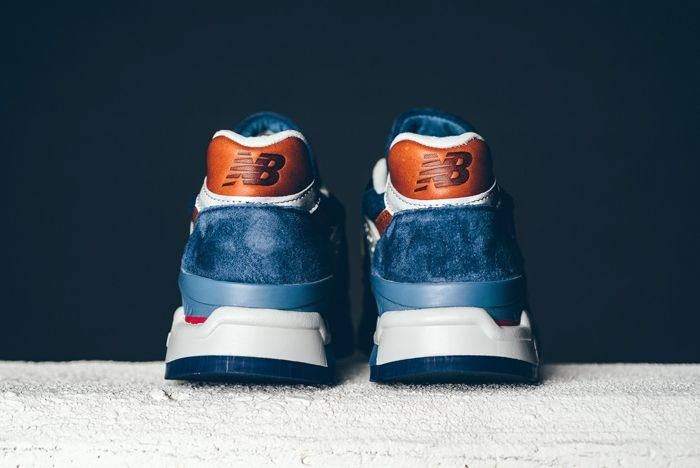 New Balance 998 Camel Blue Sneaker Politics Bump 1