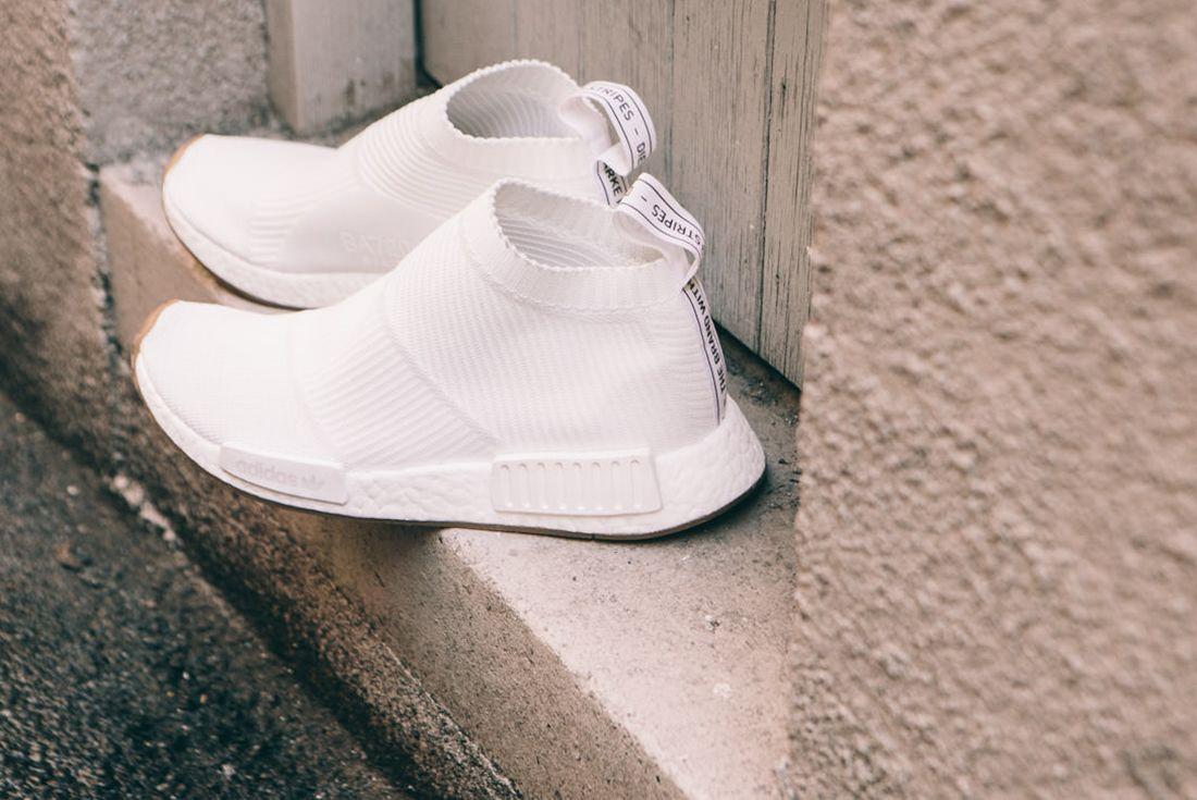 Adidas Nmd City Sock Gum Pack4