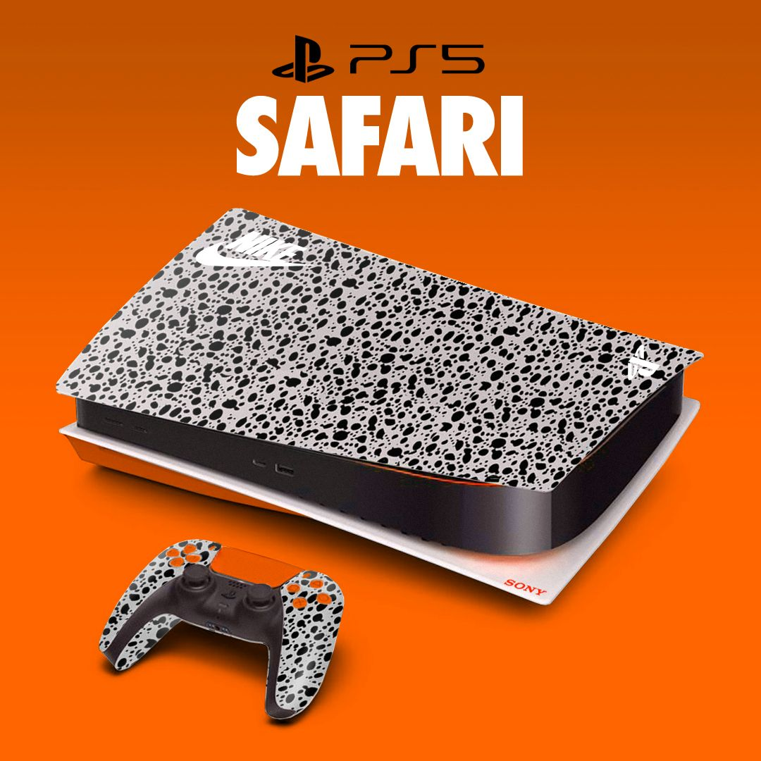 PS5 Safari