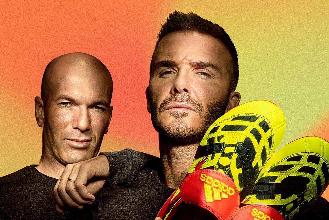 David Beckham Adidas Predator 7