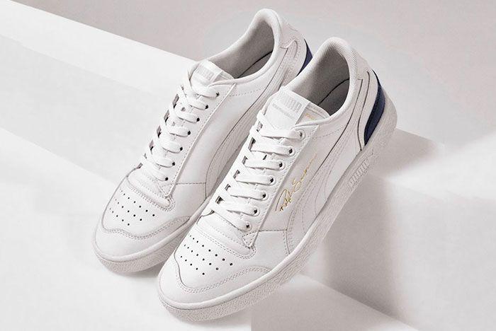 Puma Ralph Sampson Og Low Release Date Pair Angle