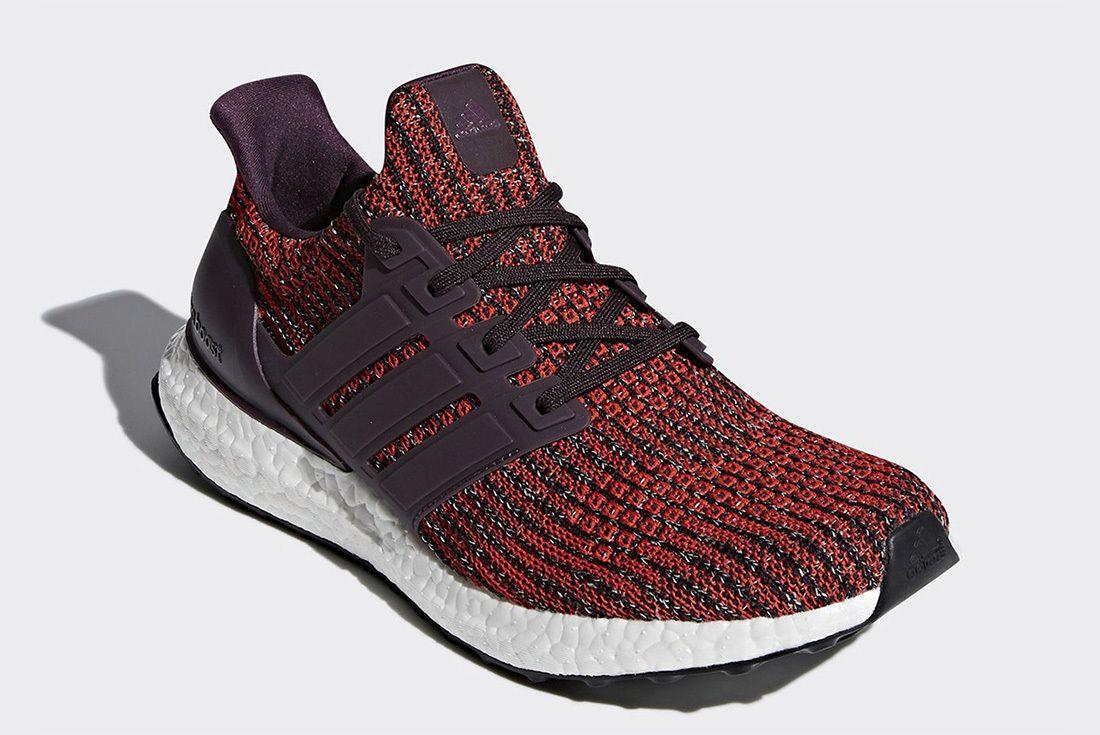 Adidas Ultra Boost 4 0 Deep Burgundy Energy Cp9248 Sneaker Freaker 1