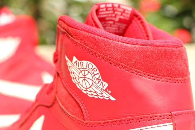 Air Jordan 1 High Og Gym Red 9